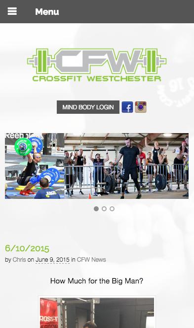 crossfit westchester